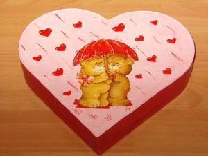 Dareky pre zamilovanch, dareky z lsky