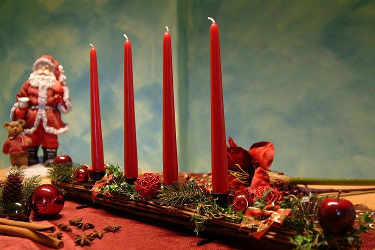 e5a72f5da Ako dekorovať adventné vence