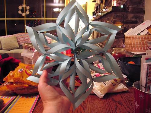 ccfdbad88 Vyrobte si vianočnú hviezdu. Na zhotovenie takjeto vianočnej hviezdy ...